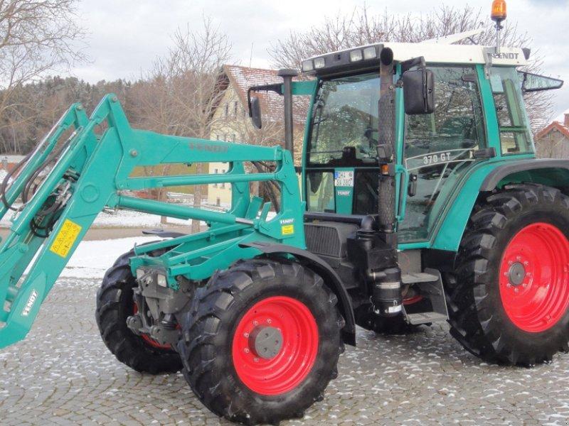 Traktor типа Fendt GTA 370, Gebrauchtmaschine в Michelsneukirchen (Фотография 1)