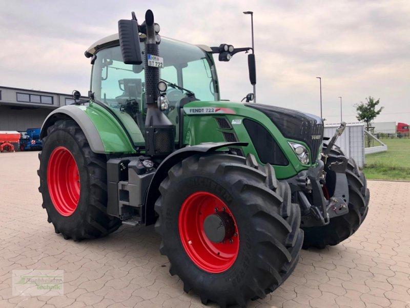 Traktor des Typs Fendt Profi Plus 722, Gebrauchtmaschine in Coppenbruegge (Bild 1)