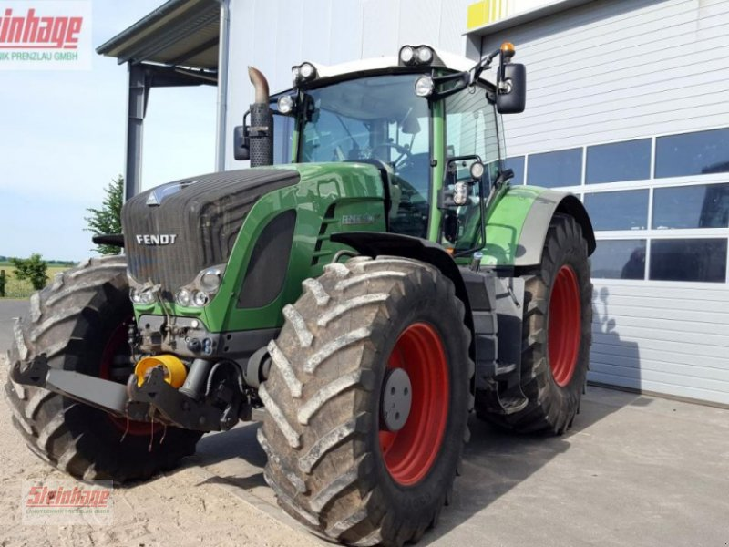 Traktor του τύπου Fendt SCHLEPPER / Traktor 936 Vario SCR Profi, Gebrauchtmaschine σε Rollwitz (Φωτογραφία 3)