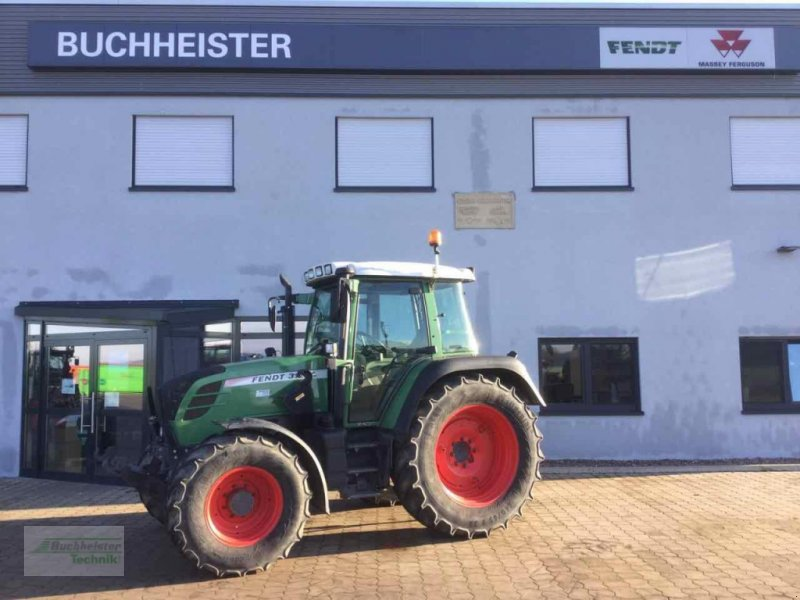 Traktor des Typs Fendt Vario 312 TMS, Gebrauchtmaschine in Hess.Oldendorf (Bild 1)