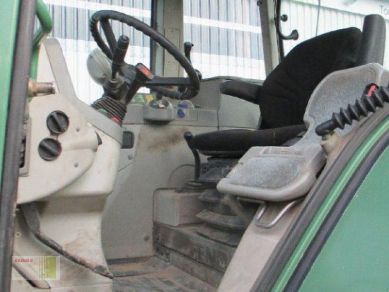 Traktor des Typs Fendt Vario 411, Gebrauchtmaschine in Risum-Lindholm (Bild 5)