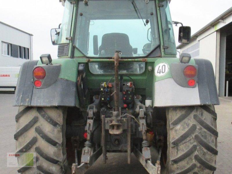 Traktor des Typs Fendt Vario 411, Gebrauchtmaschine in Risum-Lindholm (Bild 2)