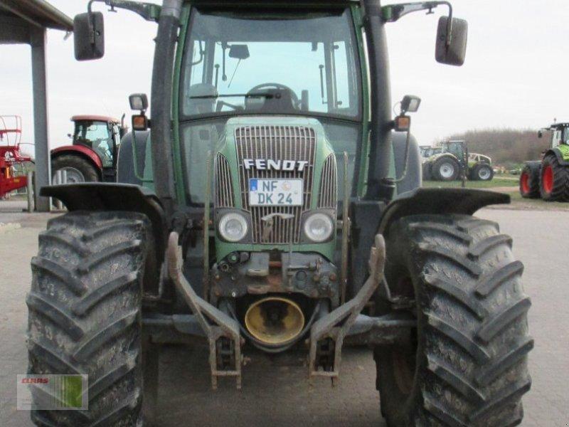 Traktor des Typs Fendt Vario 411, Gebrauchtmaschine in Risum-Lindholm (Bild 3)