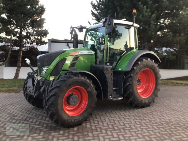Traktor of the type Fendt Vario 716 S 4, Gebrauchtmaschine in Coppenbruegge (Picture 1)