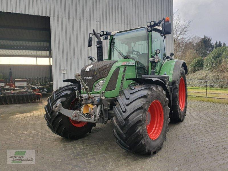 Traktor des Typs Fendt Vario 716, Gebrauchtmaschine in Rhede / Brual (Bild 1)