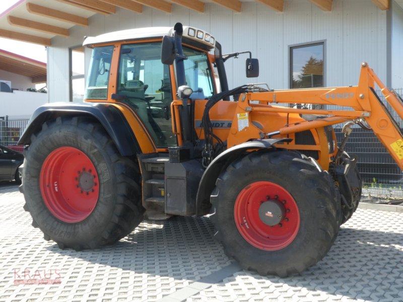 Traktor des Typs Fendt Vario 818, Gebrauchtmaschine in Geiersthal (Bild 1)