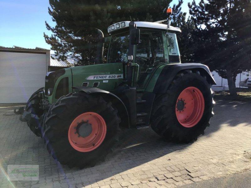 Traktor des Typs Fendt Vario 820, Gebrauchtmaschine in Coppenbruegge (Bild 1)