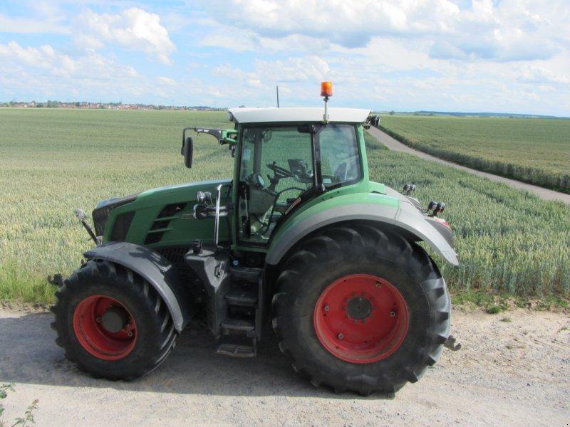 Traktor des Typs Fendt Vario 828 Profi Plus, Gebrauchtmaschine in Bergtheim (Bild 1)