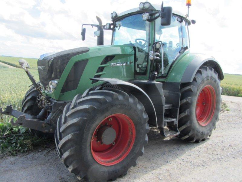 Traktor des Typs Fendt Vario 828 Profi Plus, Gebrauchtmaschine in Bergtheim (Bild 2)