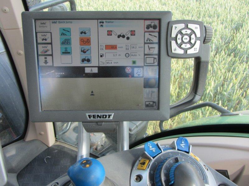 Traktor des Typs Fendt Vario 828 Profi Plus, Gebrauchtmaschine in Bergtheim (Bild 3)