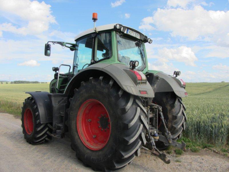 Traktor des Typs Fendt Vario 828 Profi Plus, Gebrauchtmaschine in Bergtheim (Bild 5)