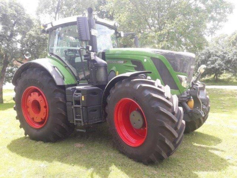 Traktor του τύπου Fendt Vario 939 S4 Profi Plus, Gebrauchtmaschine σε Abensberg (Φωτογραφία 3)