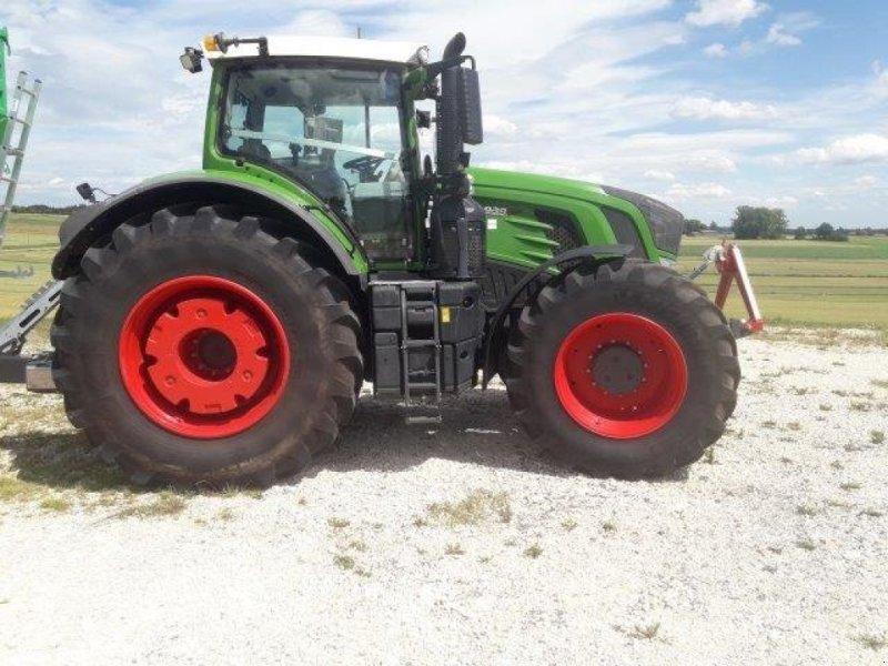 Traktor des Typs Fendt Vario 939 S4 Profi Plus, Gebrauchtmaschine in Abensberg (Bild 3)