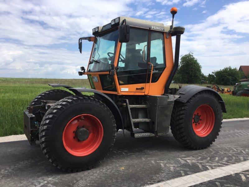 Traktor des Typs Fendt Xylon 522, Gebrauchtmaschine in Deining (Bild 1)
