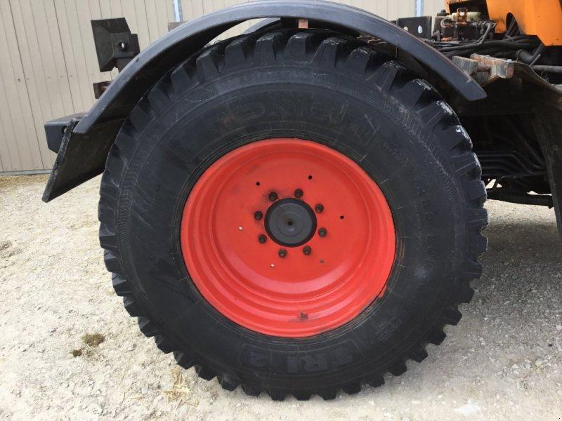 Traktor des Typs Fendt Xylon 522, Gebrauchtmaschine in Deining (Bild 4)