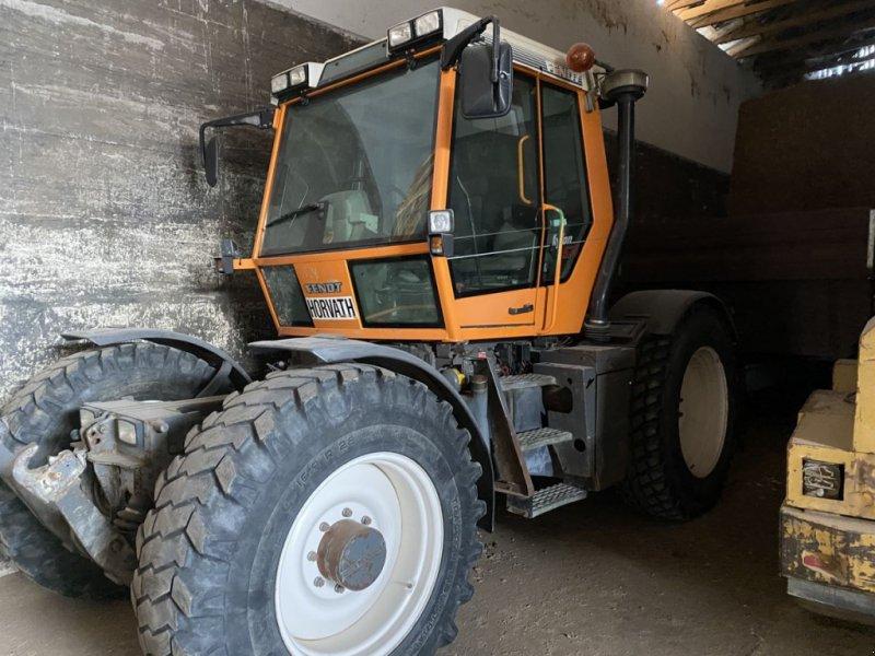 Traktor des Typs Fendt Xylon 524 T, Gebrauchtmaschine in Wolfsbach (Bild 1)