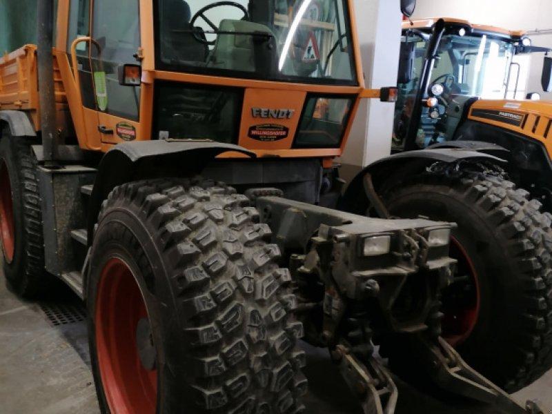 Traktor des Typs Fendt Xylon 524, Gebrauchtmaschine in Gasen (Bild 1)