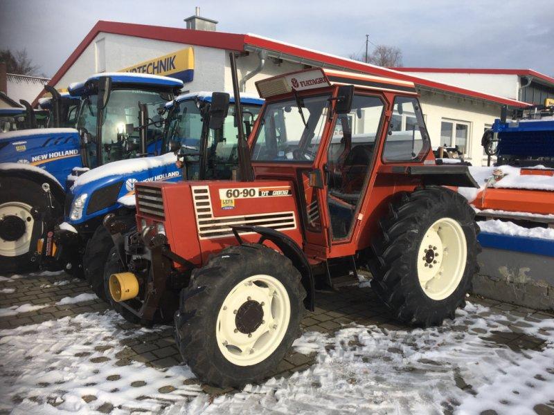 Traktor des Typs Fiat ‼️60-90 DT‼️Erst 5700 Std‼️FH FZ‼️60PS‼️Vollkabine‼️, Gebrauchtmaschine in Amerbach (Bild 1)