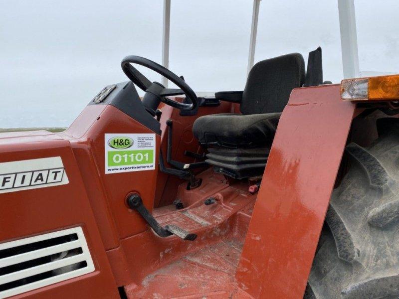 Traktor des Typs Fiat 100-90 DT, Gebrauchtmaschine in Callantsoog (Bild 4)