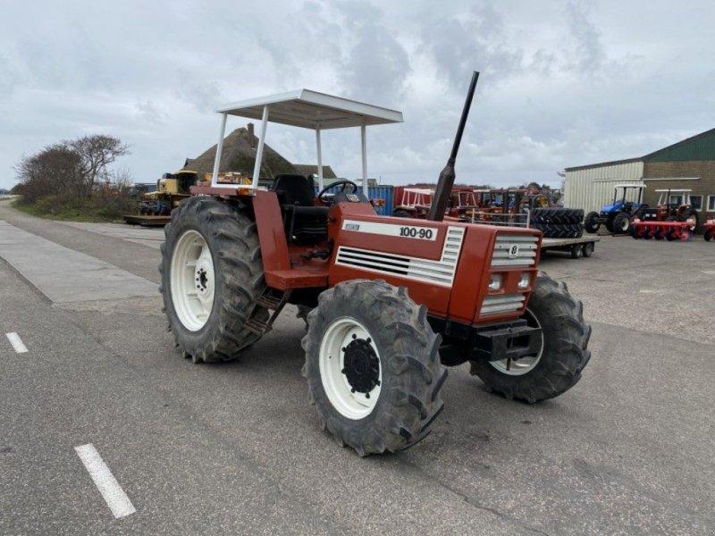 Traktor des Typs Fiat 100-90 DT, Gebrauchtmaschine in Callantsoog (Bild 2)
