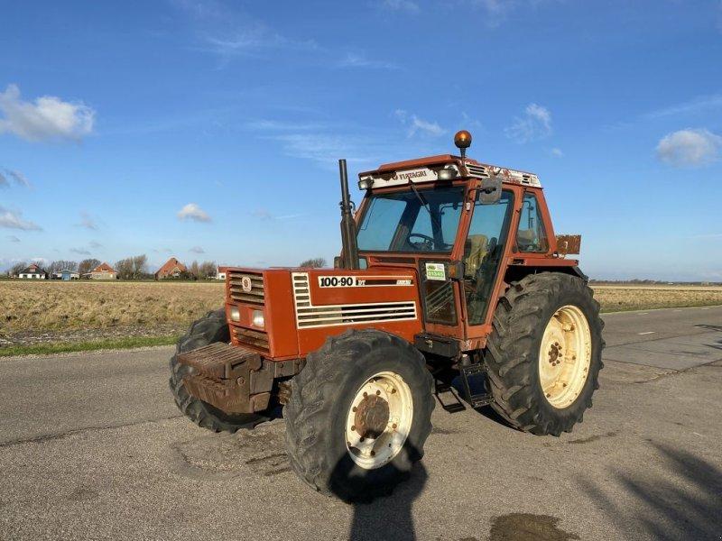 Traktor des Typs Fiat 100-90 DT, Gebrauchtmaschine in Callantsoog (Bild 1)