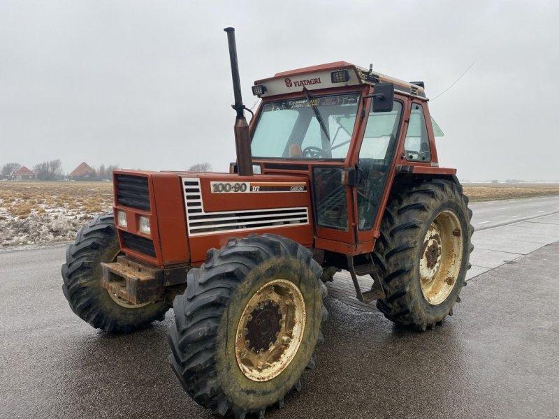 Traktor typu Fiat 100-90 DT, Gebrauchtmaschine w Callantsoog (Zdjęcie 1)