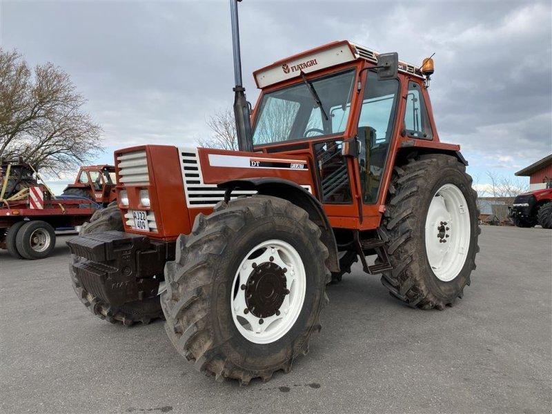 Traktor типа Fiat 100-90 MED NYE DÆK!, Gebrauchtmaschine в Aalestrup (Фотография 1)