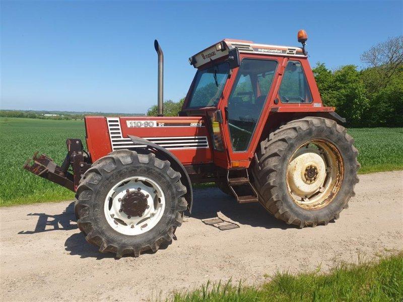 Traktor des Typs Fiat 110-90 DT SC Turbo med frontlift  Bremseventil, Gebrauchtmaschine in Skive (Bild 1)