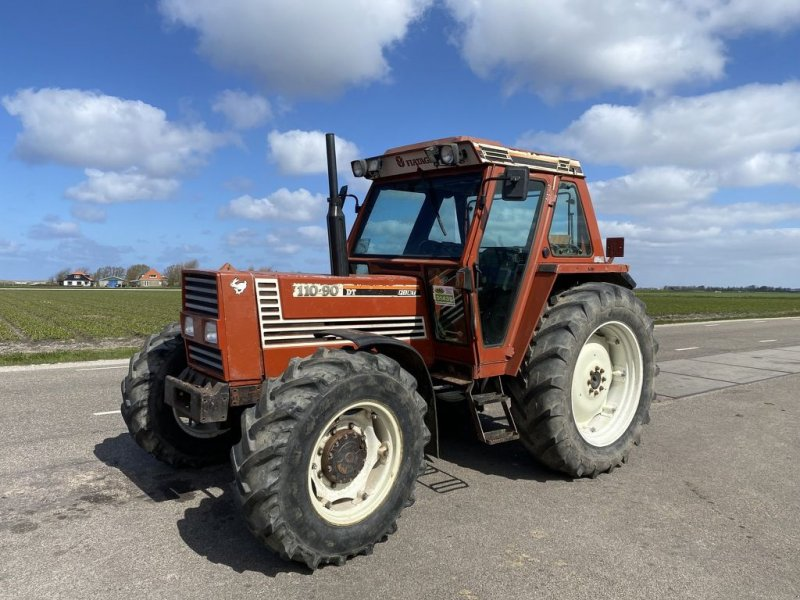 Traktor typu Fiat 110-90 DT, Gebrauchtmaschine w Callantsoog (Zdjęcie 1)