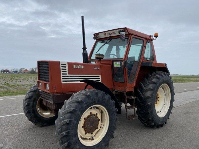 Traktor des Typs Fiat 115-90 DT, Gebrauchtmaschine in Callantsoog (Bild 1)