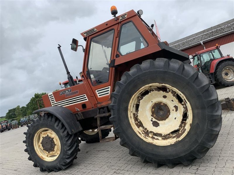 Traktor типа Fiat 1180 DTH, Gebrauchtmaschine в Aalestrup (Фотография 5)