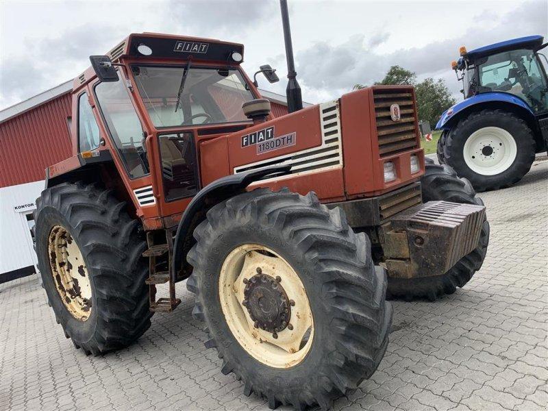 Traktor типа Fiat 1180 DTH, Gebrauchtmaschine в Aalestrup (Фотография 8)