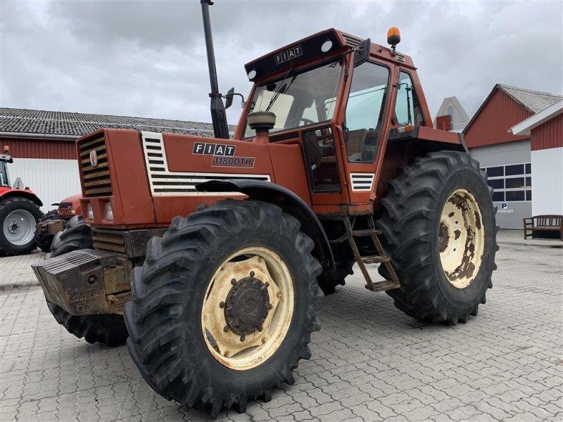 Traktor des Typs Fiat 1180 DTH, Gebrauchtmaschine in Aalestrup (Bild 1)