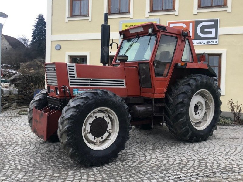 Traktor des Typs Fiat 1580 DT, Gebrauchtmaschine in Brunn an der Wild (Bild 1)
