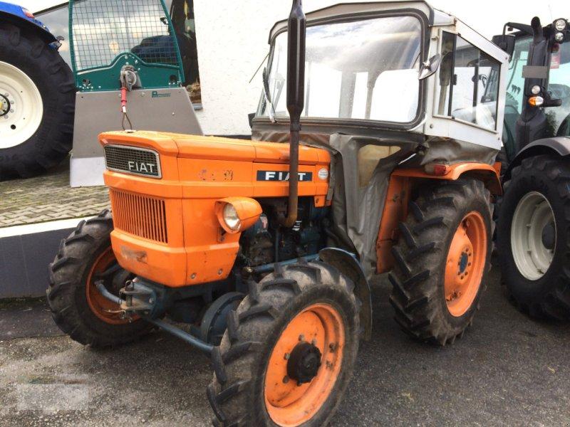 Traktor des Typs Fiat 400 DT, Gebrauchtmaschine in Fürsteneck (Bild 1)