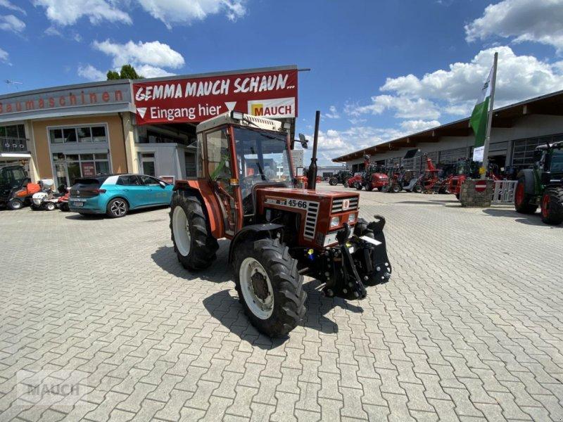 Traktor des Typs Fiat 45-66 DT, Gebrauchtmaschine in Burgkirchen (Bild 1)