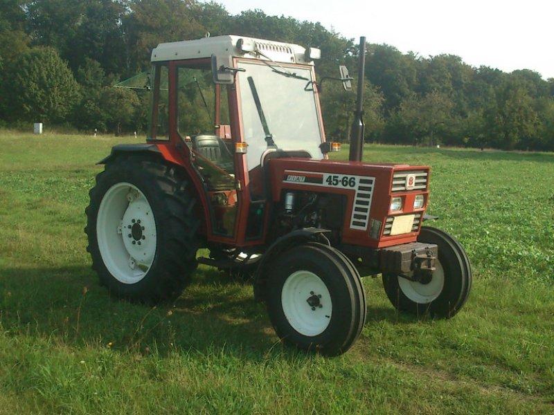 Traktor des Typs Fiat 45-66, Gebrauchtmaschine in Fernwald (Bild 2)