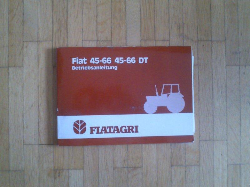 Traktor des Typs Fiat 45-66, Gebrauchtmaschine in Fernwald (Bild 20)