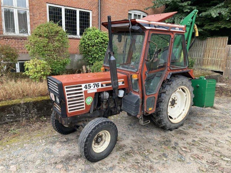 Traktor des Typs Fiat 45-76, Gebrauchtmaschine in Glamsbjerg (Bild 1)
