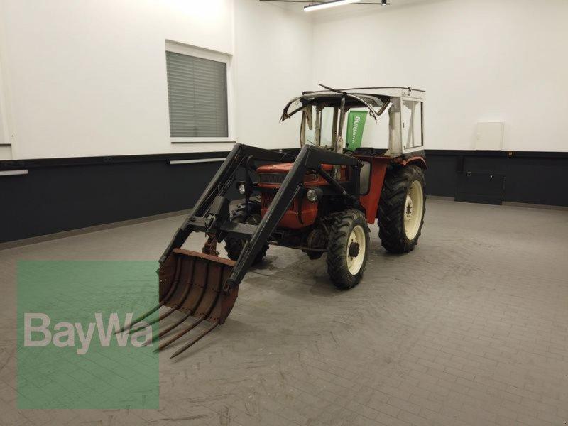 Traktor des Typs Fiat 450 DT/H, Gebrauchtmaschine in Manching (Bild 1)