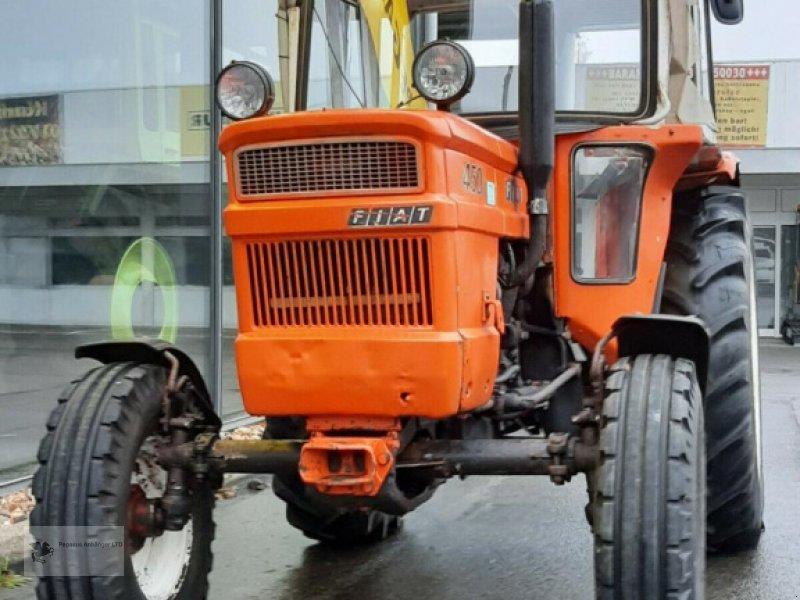 Traktor des Typs Fiat 450S Schlepper Traktor Hofschlepper, Gebrauchtmaschine in Gevelsberg (Bild 1)