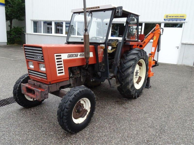 Traktor des Typs Fiat 466, Gebrauchtmaschine in Burgkirchen (Bild 1)