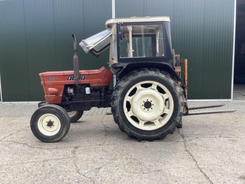 Traktor typu Fiat 480, Gebrauchtmaschine w Bakel (Zdjęcie 1)