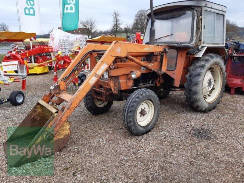 Traktor des Typs Fiat 500, Gebrauchtmaschine in Miltach (Bild 1)