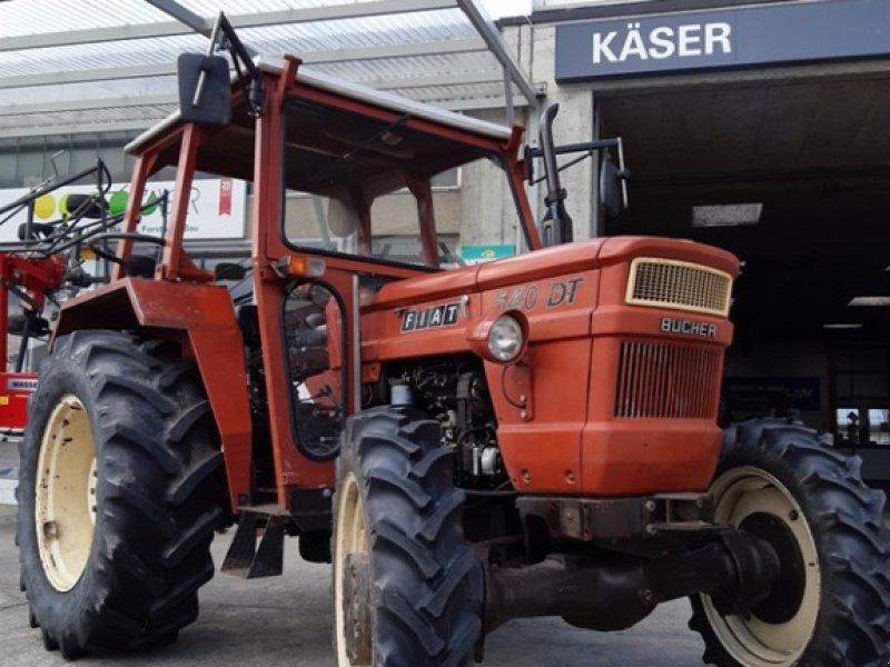 Traktor typu Fiat 540 DT, Gebrauchtmaschine w Hindelbank (Zdjęcie 1)