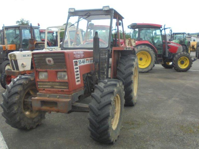 Traktor del tipo Fiat 55-46 DT, Gebrauchtmaschine en Logroño la Rioja (Imagen 2)