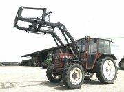 Traktor des Typs Fiat 55-66 DT mit Frontlader, Gebrauchtmaschine in Steinau