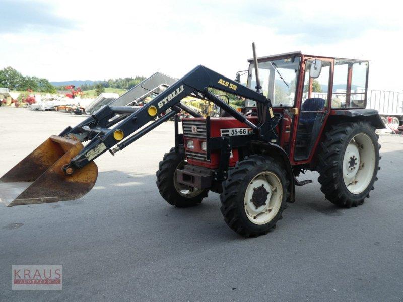 Traktor типа Fiat 55-66 DT, Gebrauchtmaschine в Geiersthal (Фотография 1)