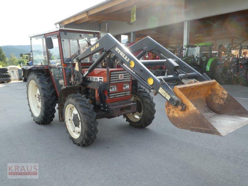 Traktor типа Fiat 55-66 DT, Gebrauchtmaschine в Geiersthal (Фотография 2)