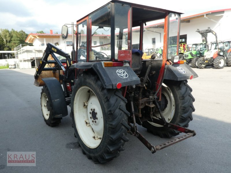 Traktor типа Fiat 55-66 DT, Gebrauchtmaschine в Geiersthal (Фотография 4)